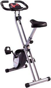 comprar ultrasport f bike bicicleta estatica plegable