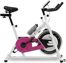 Bicicleta de spinning fitness - microcomputadora LCD - Fit Bike