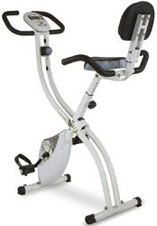 bicicleta estatica plegable BH Tecnovita Back Fit
