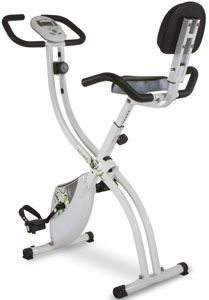 tecnovita by bh back fit - bicicleta estatica