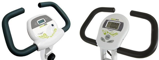 bici spinning bh - tecnovita by bh back fit